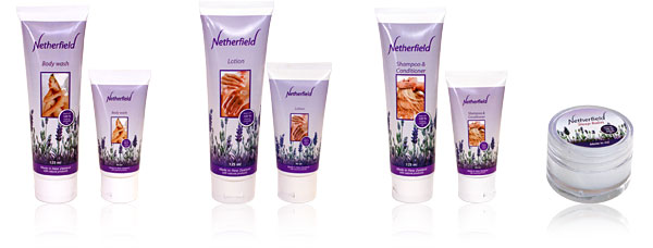 New Lavendar Products: Body Wash, Shampoo+Conditioner, Sleep Balm